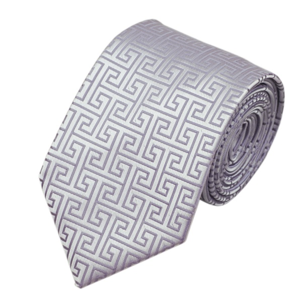 DSTS-7484-Light-Grey-Tie-Handkerchief-Hanky-Cufflinks-Sets-Men-s-100-Silk-Ties-for-men-Formal(